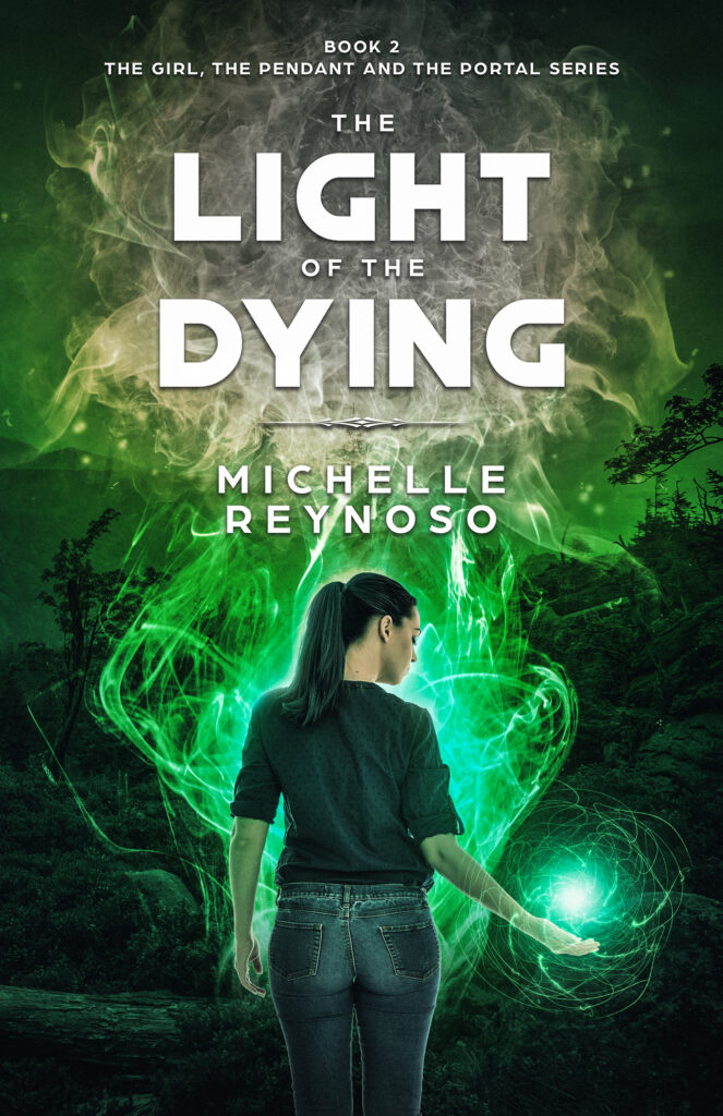 The Light of the Dying cover